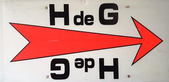 Flèche HdG